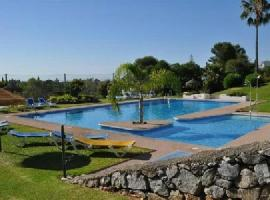 One-Bedroom Apartment in Nueva andalucia with Pool II