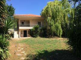 Villa Jason, Ríza