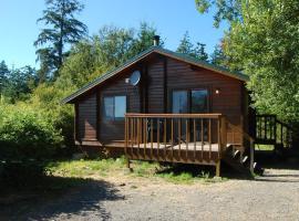 La Conner Camping Resort Beach Cabin 1, La Conner