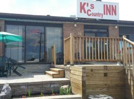 KC's Country Inn, Vars