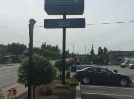 Travelodge Tacoma Near McChord AFB, Monta Vista
