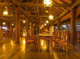 Terres Rouges Lodge, Banlung