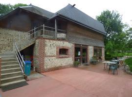 La Ferme du Manoir Etretat, Bordeaux-Saint-Clair