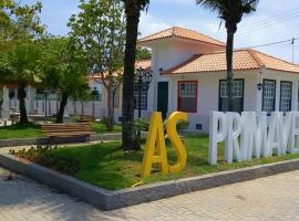Casa Aconchegante na Praia, Barra de São João