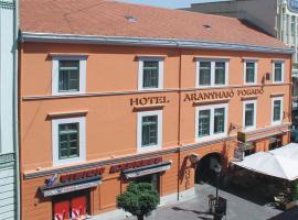 Golden Ship Hotel / Aranyhajo Fogado, Pécs