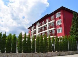 Tintyava Balneohotel, Vŭrshets