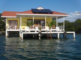 Paraiso Escondido, Bocas Town