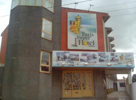 Turis Firper Hotel, Chuí
