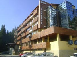Hotel Cindrel, Păltiniş