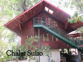 Los Quetzales Lodge and Spa, Cerro Punta