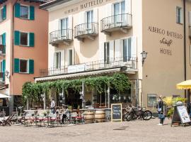 Hotel Schiff-Battello Ascona, Ascona