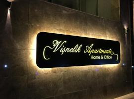 Visnelik Apartments, Ankara