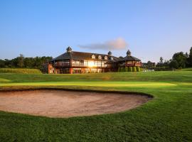 Macdonald Portal Hotel, Golf & Spa Cobblers Cross, Cheshire, Tarporley
