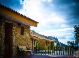 Casas Cueva El Solins, Fuente Blanca
