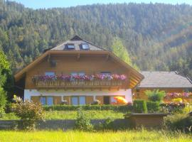 Landhaus Vogel, Weissensee