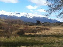 Cabaña en El Mallín, San Martín de los Andes