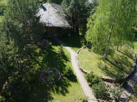 Cottage Zelenaya Sloboda-2