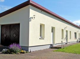 Ferienwohnung Haus Möwe, Freest