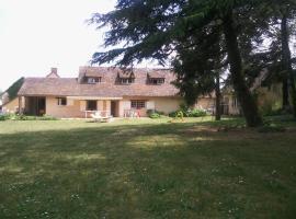 Labouret, Yvré-le-Pôlin