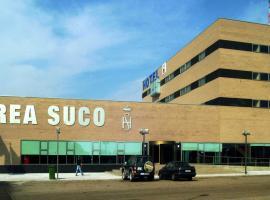 Hotel Área Suco, Quintana del Puente