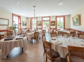 Hotel Restaurant Emile Job, Montmerle Sur Saône