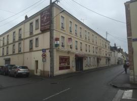 Hotel Restaurant Saint Louis, Châteaudun