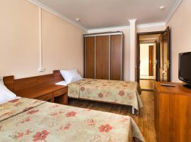 Healt Resort Alye Parusa, Yagodnoye