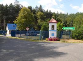 Ons Vakantiehuisje In Het Bos, Wodzierady