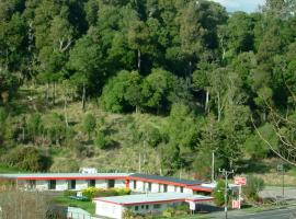 Safari Motel, Taihape