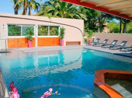 Hotel Gil De France, Cap d'Agde