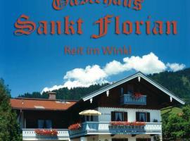 Gästehäuser Sankt Florian, Reit im Winkl