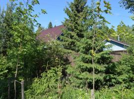 House u Chetyrekh Ozer, Ilichevo