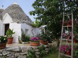 I Trulli di Zingarello, Santa Lucia