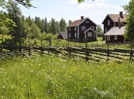 Åsens By, Haurida