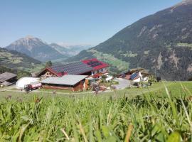 Ferienwohnung Berghof Pixner