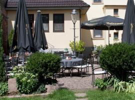 Linde Restaurant & Hotel, Nußloch