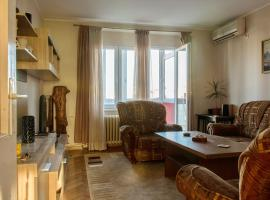 Modern Apartment With Great View, Vračar (historical)