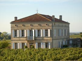 Le Pavillon Villemaurine, Saint-Émilion