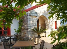 Aposperides Hotel, Livadis