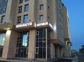 Orynbor Boutique-Hotel