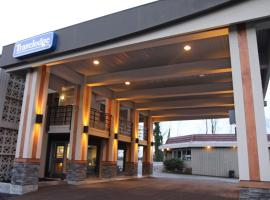 Lions Gate Travelodge, North Vancouver
