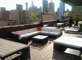 Manhattan Skyline Apartment, New York