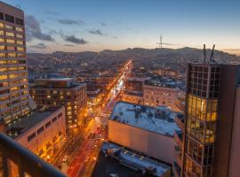 Breathtaking City Vistas, San Francisco