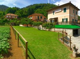 Locanda Da Marco, Pignone