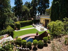 Villa Monte Lentiscal, サンタ・ブリヒダ