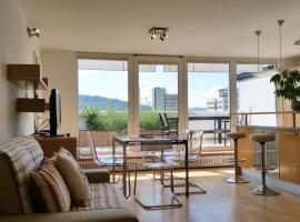 Charming Terrace Apartment, Ľubľana