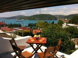 Villa Bosphorus Konak, 이스탄불