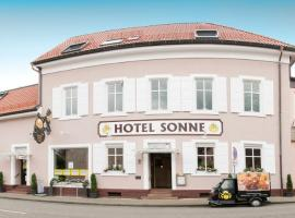 Hotel Sonne, Stupferich