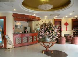 Greentree Inn Shanghai Nanqiao Middle Renmin Road Express Hotel, Fengxian
