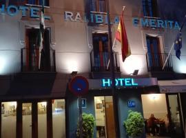 Hotel Rambla Emerita, Mérida